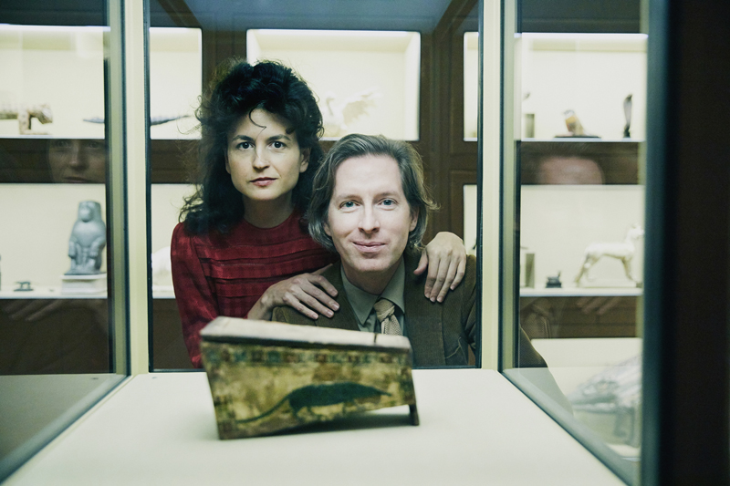 """""""The Spitzmaus Mummy and Other Treasures,"""" Curated by Wes Anderson and Juman Malouf Opens at Fondazione Prada"""