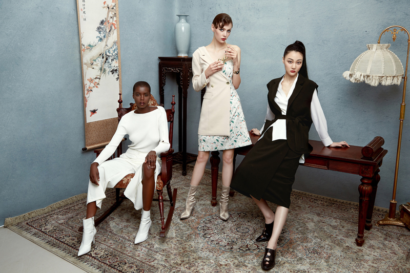 Chinese Platform, ICY is Leading the Way for Fashion