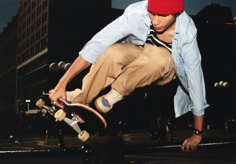 The Spirit of Skateboarding, Gucci Grip