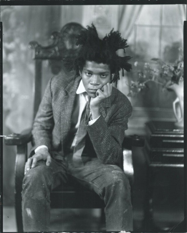 Never Before Seen Jean-Michel Basquiat Works Are Going on Display in New York